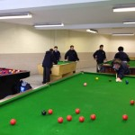 student facilities snooker room banner