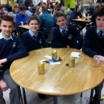 Jakub Kunicki, Harry Knoblauch, James Knoblauch, James Lynch-3rd place, ISTA Junior Science Quiz (2)