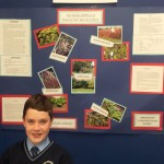 Jamie Muldoon who investigated invasive species