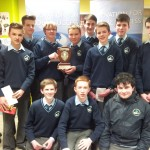 Three teams from St. Brendan's at ISTA Junior Science Quiz