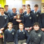 Three teams from St. Brendan's at ISTA Junior Science Quiz (2)