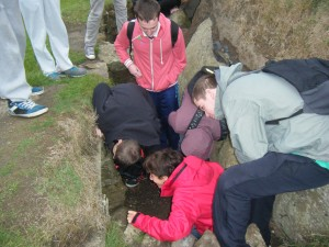 Newgrange students exam