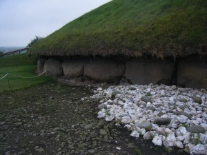 newgrange outside