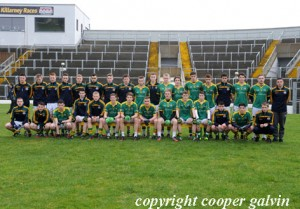 st brendan senior team football