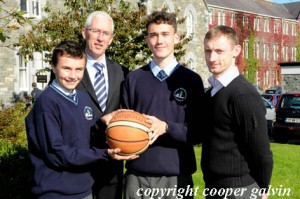 st brendans basketball