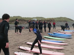 3rd year surfing
