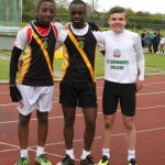 athletics 2015