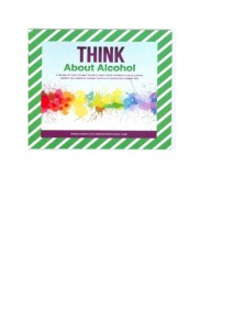 Think about Alcohol cover Oct 15
