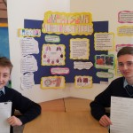 William Brosnan and Dylan Murphy carried out extensive research on emphysema