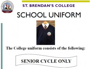 Uniform Senior Cycle Picture 1 Jun 16